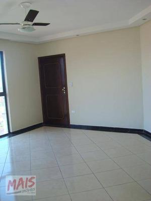 Apartamento Com 2 Dormitórios Para Alugar, 93 M² Por R$ 2.500/mês - Boqueirão - Santos/sp - Ap1598