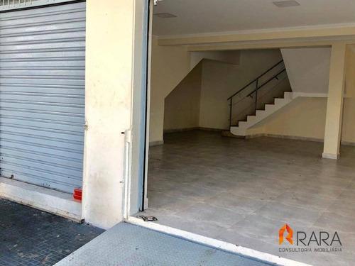 Loja Para Alugar, 120 M² Por R$ 7.000/mês - Centro - São Bernardo Do Campo/sp - Lo0022