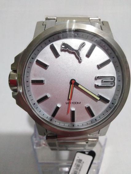 Reloj Puma Pu103461002 Acero Y Cuarzo