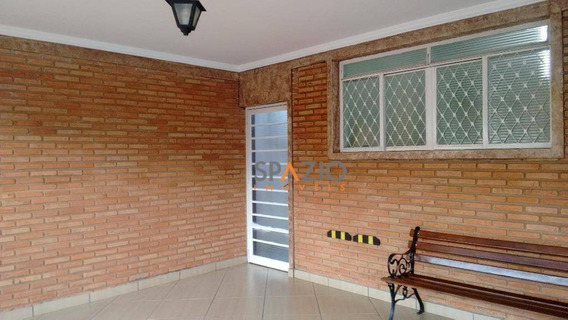 Casa Residencial À Venda, Vila Paulista, Rio Claro. - Ca0017
