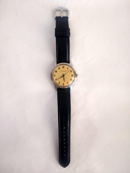 Relógio Antigo De Pulso Girard Perregaux Gyromatic 39 Jewels