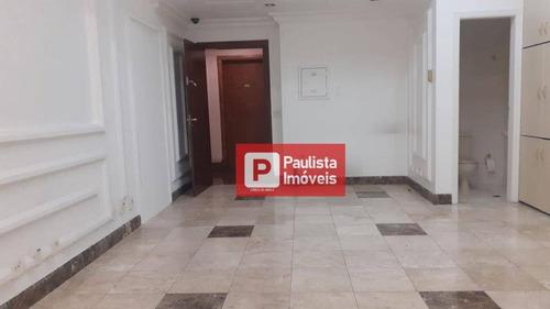 Sala Para Alugar, 33 M² Por R$ 1.400/mês - Brooklin Paulista - São Paulo/sp - Sa1476