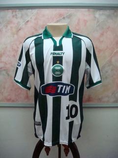 Camisa Futebol Coritiba Pr Penalty Jogo Tim 2361