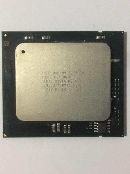 Processador Intel Xeon E7-2870 / 2.4ghz / 30m Cache/ 10 Core