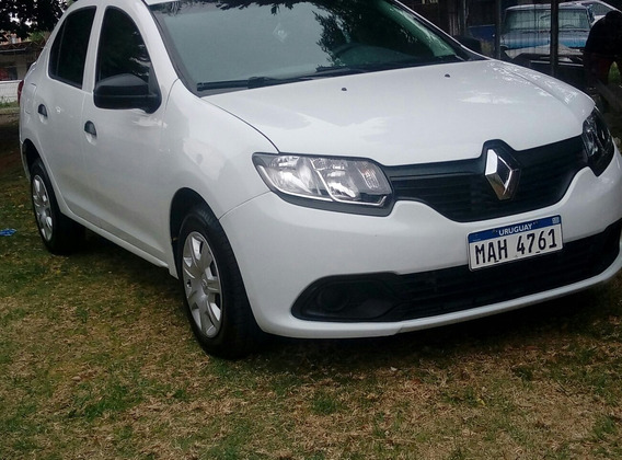 Renault Logan 1.6 Expression 85cv 2019