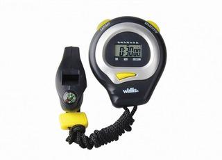 Cronometro Reloj Digital Con Silbato Y Brújula ¡envío Gratis!