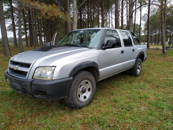 Chevrolet S10 2010 2.8 G4 Cd Dlx 4x4 Electronico
