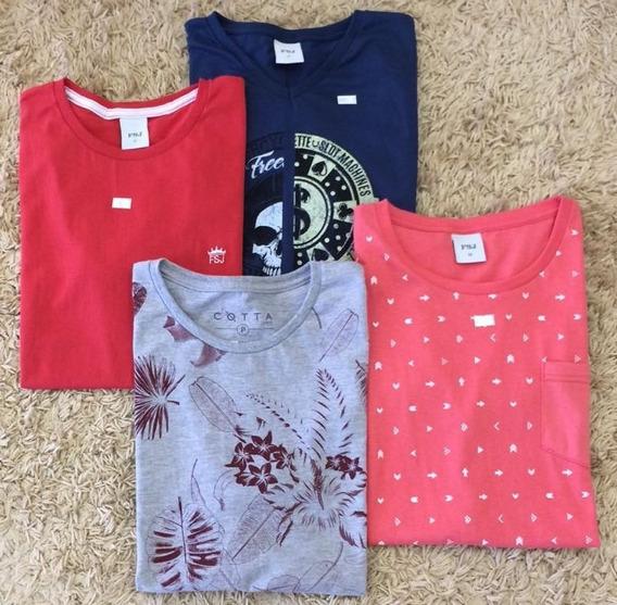 Kit De Camisetas Masculinas Para Revenda