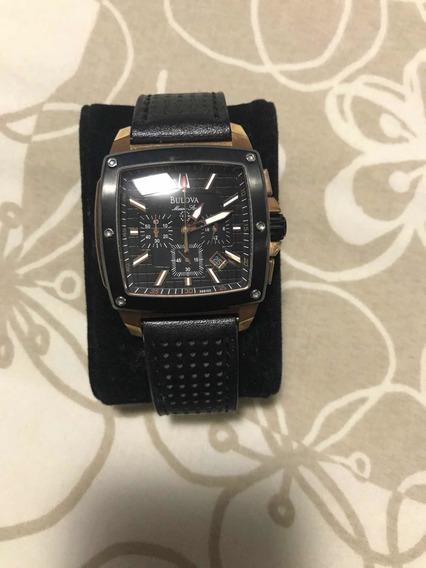 Relógio Bulova Marine Star Wb30882p / 98b103