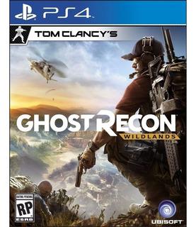 Tom Clancys Ghost Recon Wildlands - Standard Edition Ps4