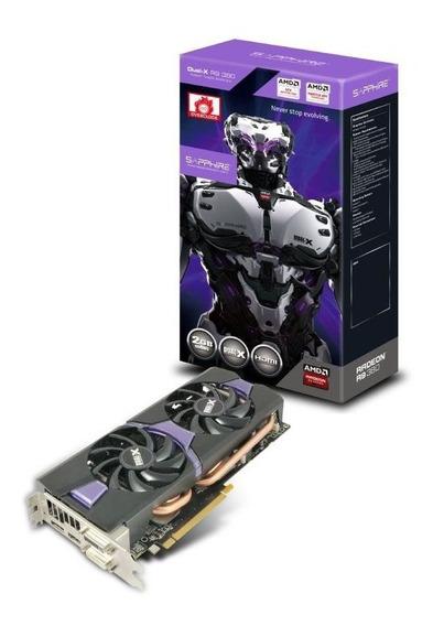 Placa Video Sapphire Radeon R9 380 Dual-x 2gb
