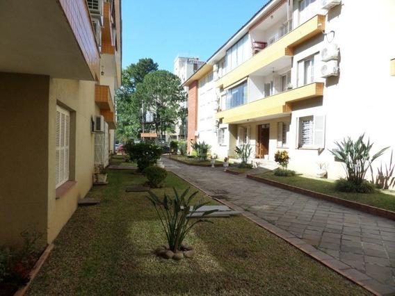 Apartamento Em Menino Deus Com 2 Dormitórios - Bt9584
