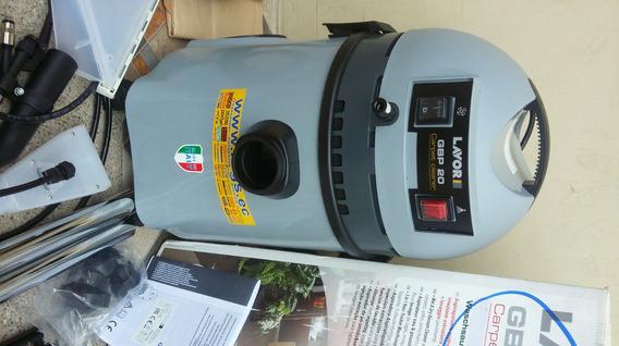 Aspiradora Con Injección De Agua Lavor Italiana