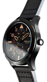 Reloj Walla - Timekeeper - Midnight Black