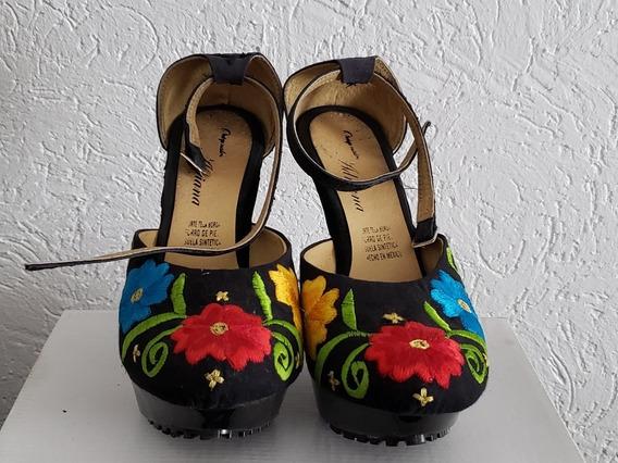 Zapatillas Bordadas #6