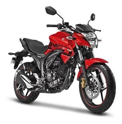 Suzuki Gixxer 150 0km - Envios A Todo El Pais!!
