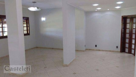 Casa Residencial À Venda, Parque Da Hípica, Campinas. - Ca1800