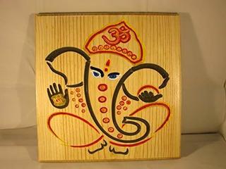 Ganesh Ji: Hecho A Mano