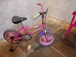 Bicicleta Liquido. Rod12 Usada