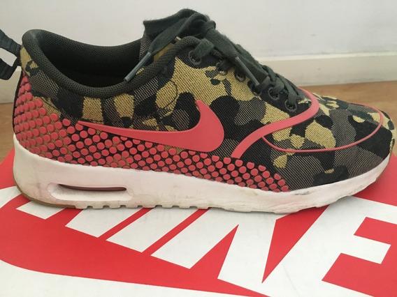 Zapatillas Nike W Air Max Thea Jcrd Prm