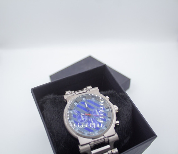 Relógio Oakley Tank Hollow Minute Gearbox Titanium