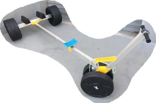 Carretinha Jet Ski Em Alumínio Truckmar- Encalhe Dir. Fáb