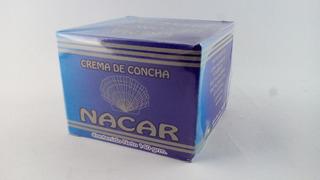 Crema Concha Nacar Vitamina E Colageno Lanolina 140gr