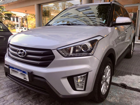Hyundai Creta 1.6 Gl Connect At 9.800 Km 2018 Única Mano