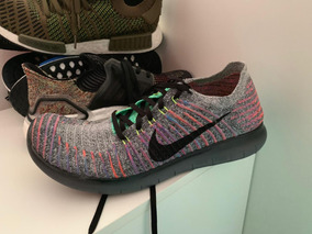 Tenis Nike Rn Flyknit Multicolores Og