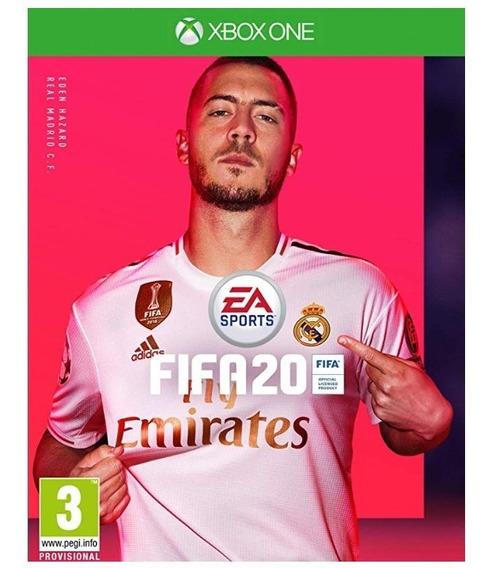 Fifa 20 - Xbox One Digital Online - Envio Rápido