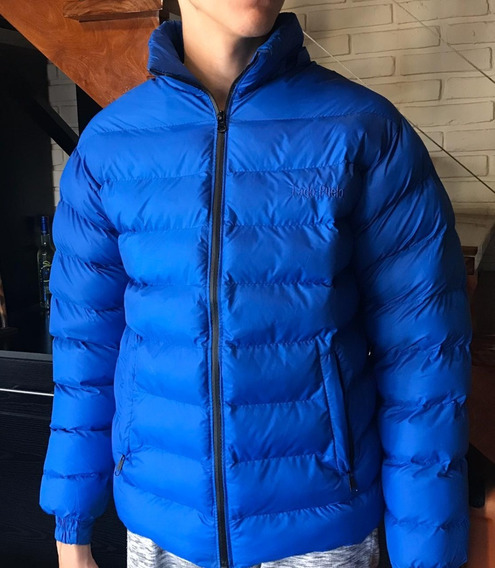 Campera Inflable Lago Puelo, Talle S.