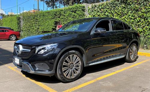 Imagen 1 de 11 de Mercedes Benz Glc300 Coupe 2018 Con 40 Mil Kms