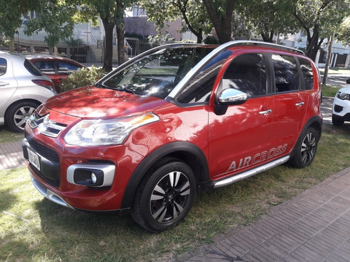 Citroën Aircross 1.6 Vti 115 Exclusive Pack My Way 2014