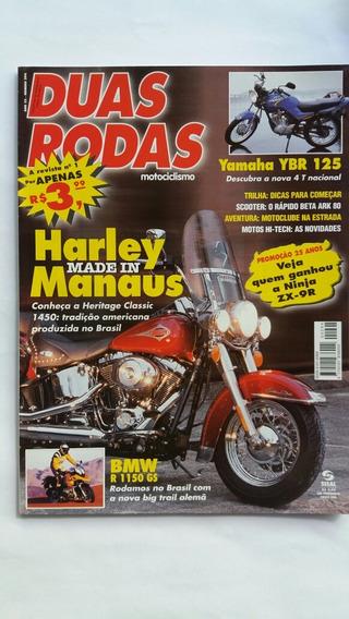 Revista Duas Rodas N°294 Mar/2000 Harley Davidson 1450