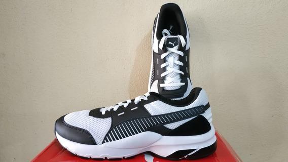 Tenis Puma Talla 31 Mx ( 13 Us ) Future Runner Para Hombre
