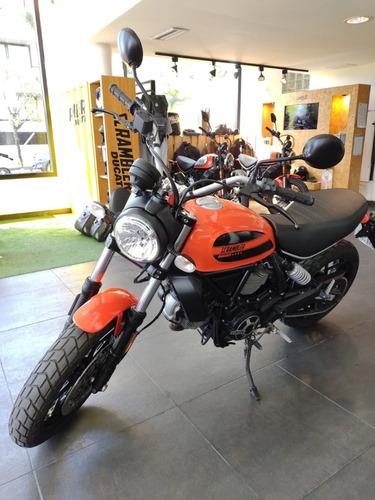Ducati Scrambler 400 Sixty - 2017 - 5300 Km - San Isidro