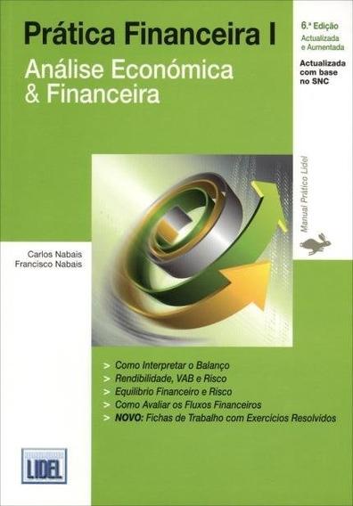 Prática Financeira 1 - Livro Carlos Nabais + Brinde + Frete