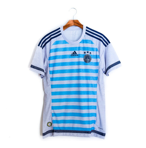 Camisa De Futebol Masculino Fenerbahçe 2015/16 adidas An8119