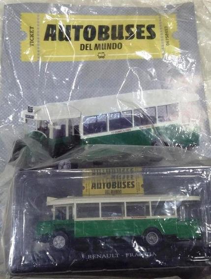 Autobuses Del Mundo Renault Francia Nº3