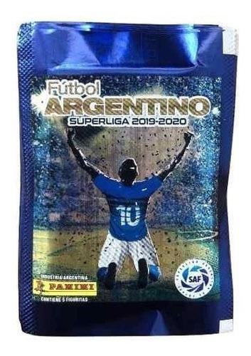 Cambio Venta Figuritas Futbol Argentino 2019/2020 Panini