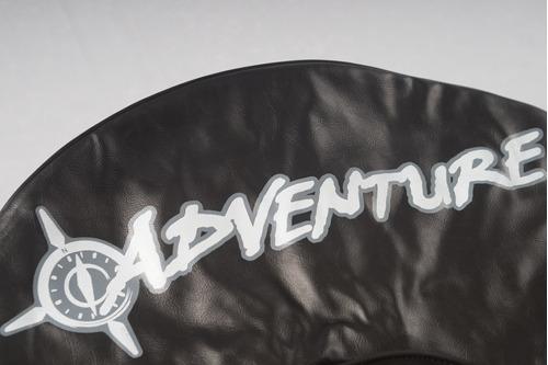 Cubre Rueda De Auxilio Fiat Idea Adventure 06/12