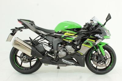 Kawasaki Ninja Zx-6r 636 Cc 2020 Verde
