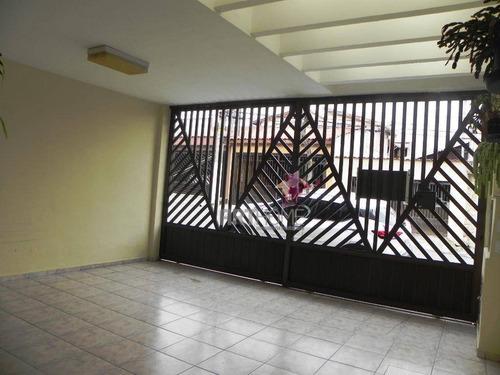 Sobrado Com 2 Dormitórios À Venda, 104 M² Por R$ 750.000,00 - Rudge Ramos - São Bernardo Do Campo/sp - So0260