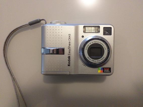Câmera Digital Kodak Easyshare C643 6.1 Mp