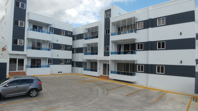 Inmenso Apartamento En Venta Salida A Santo Domingo