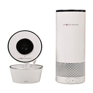 Sistema De Altavoces Alexa Y Smart Baby Monitor De Project N