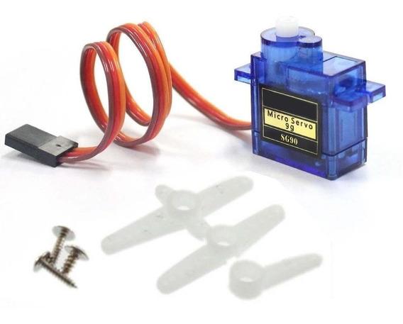 Sg90 9g Servo Micro Mini Rc Robot