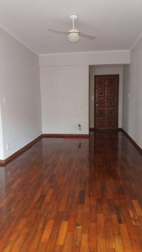 Imagem 1 de 9 de Apartamento À Venda, 85 M² Por R$ 295.000,00 - Jardim Estoril Iv - Bauru/sp - Ap3764