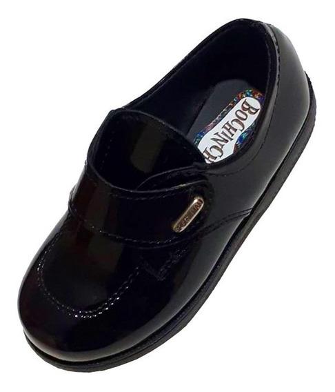 10 * Zapatos Bebes Nenes Niños Varon Charol Bautismo Fiestas