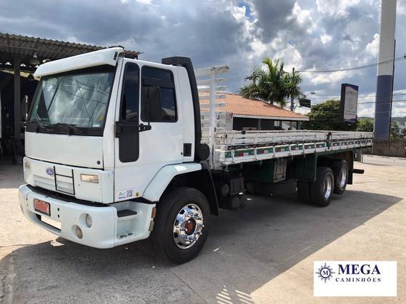 Ford Cargo 1617 Truck Carroceria 8,5m